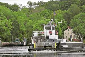 The Chester-Hadlyme Ferry is the second oldest ferry in continuous use in Connecticut, owned and operated by the state Department of Transportation since 1917.
