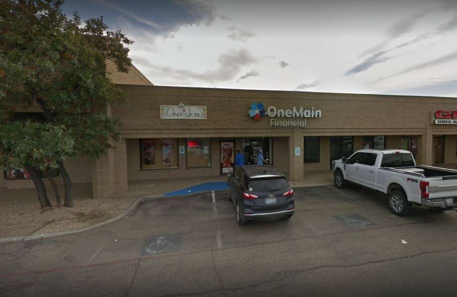 According to a PD spokesman, Cherish Spa is under investigation as a result of patron complaints that employees at the spa have solicited sexual acts during massages. Photo: Google Maps