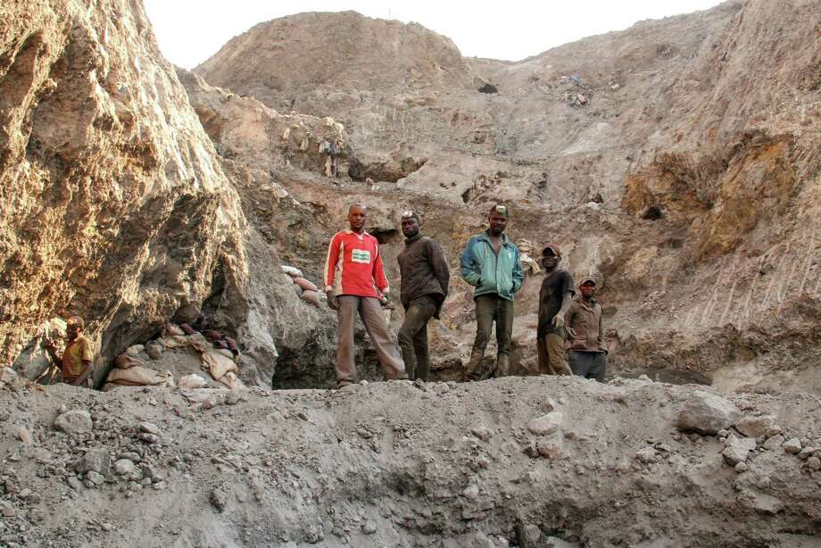 By the numbers: Congo's deadly struggle with illegal mining - SFGate