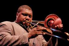 Jazz trombonist Wycliffe Gordon will make a repeat appearance at the Litchfield Jazz Fest.