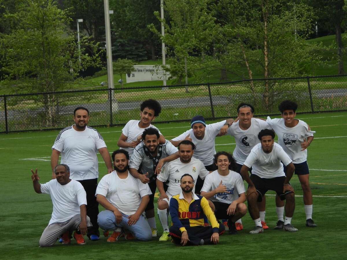 Yemeni-Americans from Albany and Schenectady played soccer against each other in a tournament on May 28, 2019 in Albany, N.Y. There are a couple hundreds Yemenis who call the Capital Region home.