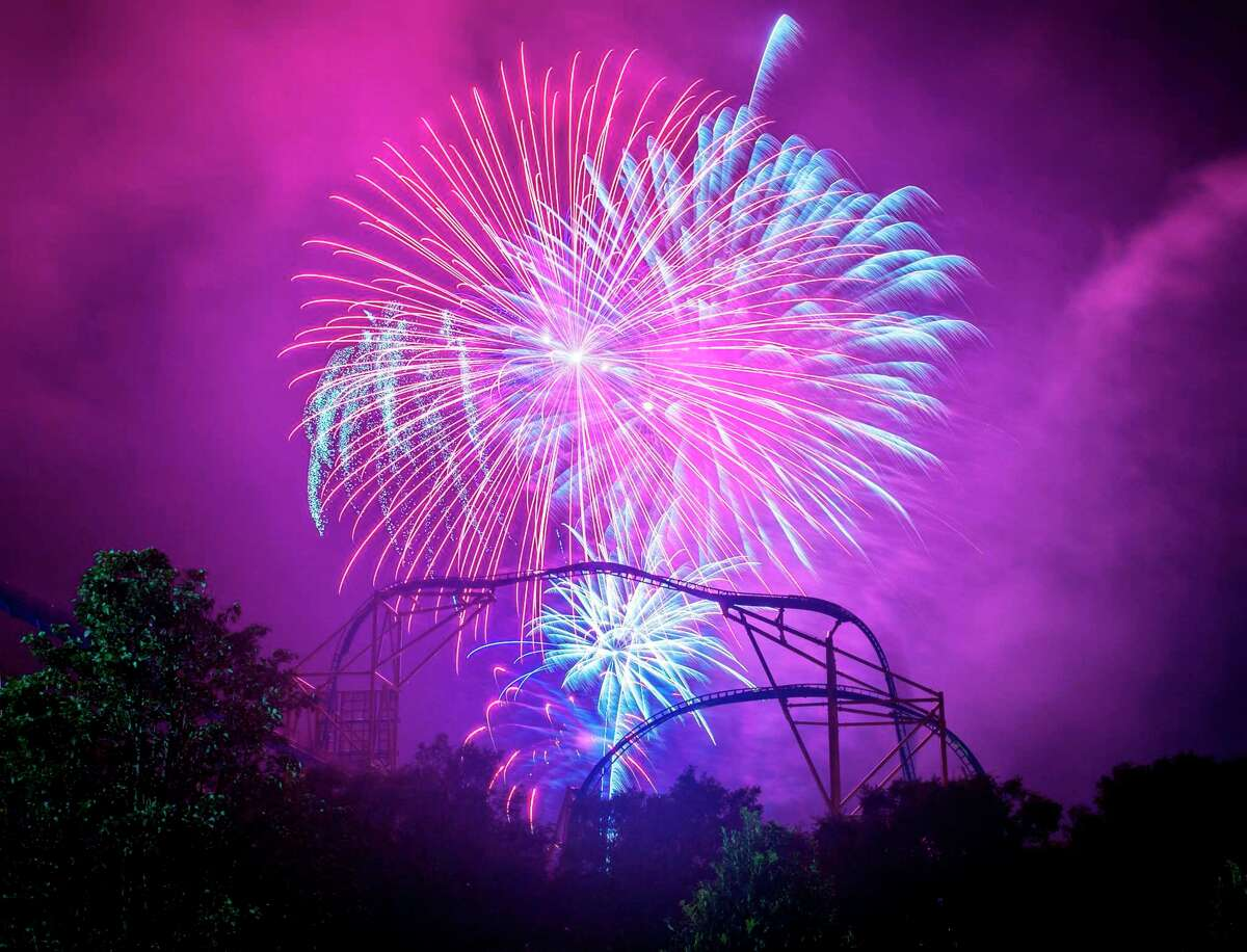 SeaWorld San Antonio: The amusement park announced in a news release Tuesday that it will have a firework show on Friday, July 3 and Saturday, July 4. The firework display will begin at 8:30 p.m. each day.