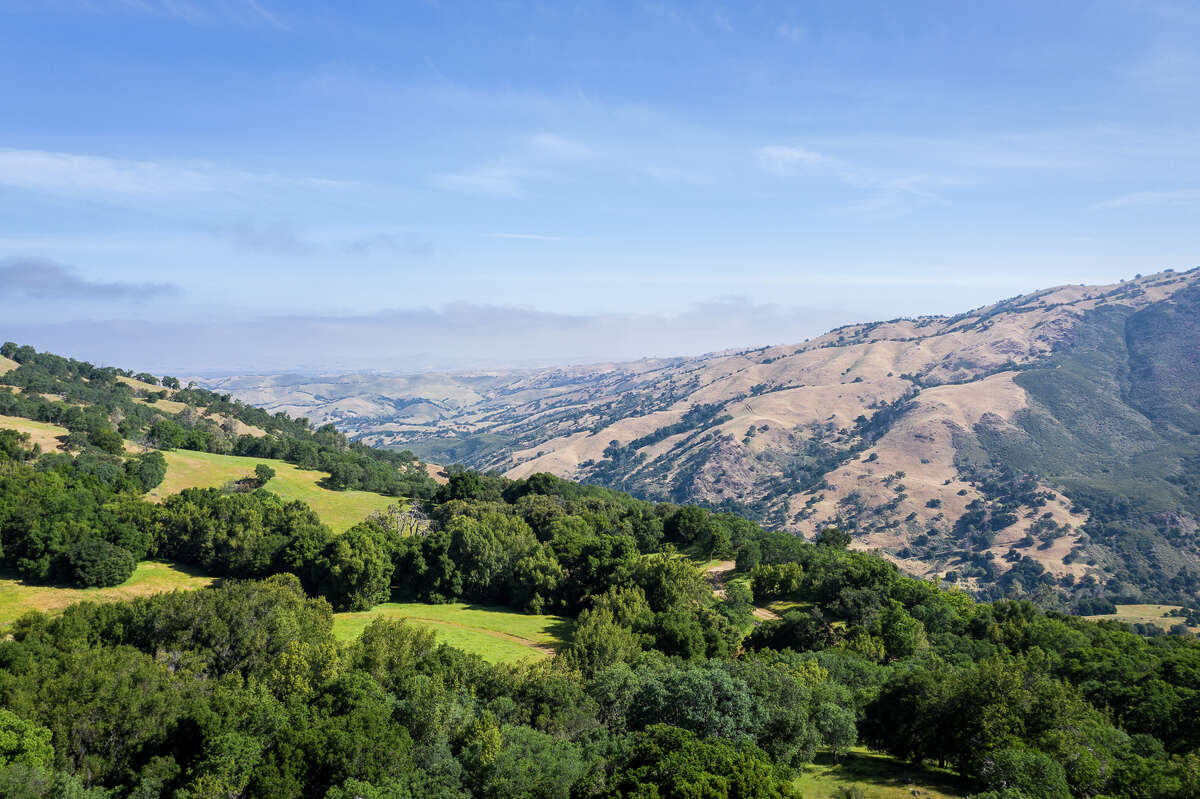 The iconic N3 Cattle Company, listed for $72 million, spans 50,500 acres across four counties (Alameda, Santa Clara, San Joaquin and Stanislaus), making it the largest land offering in the State of California, according to California Outdoor Properties.