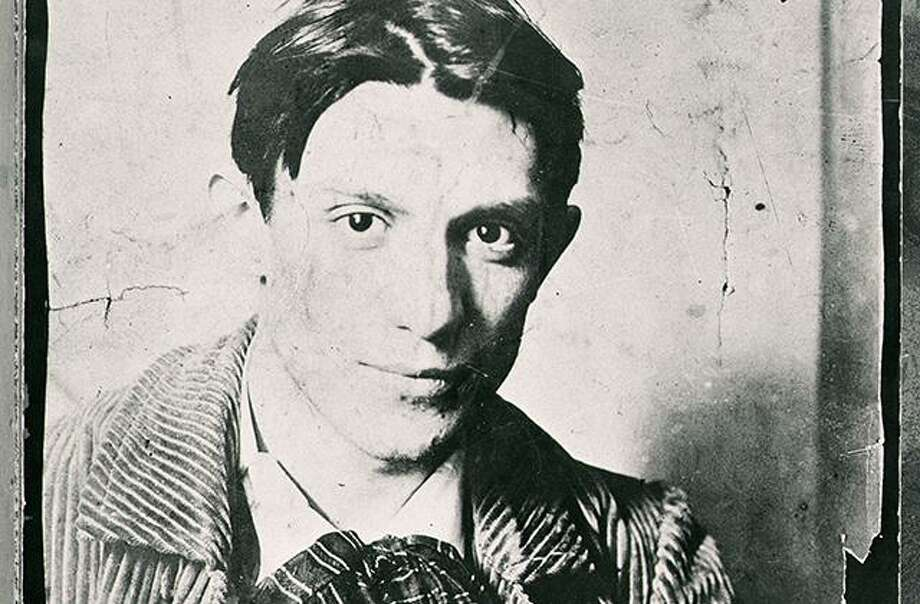 The Gunn Memorial Library is hosting a discussion on the work of Picasso and his early years on July 11. Photo: Contributed Photo / Copyright: www.bridgemanimages.com