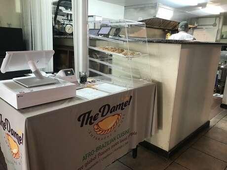 The Damel in Uptown Oakland, a new Afro Brazilian restaurant.