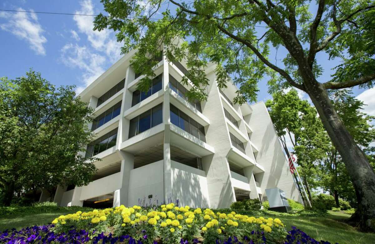 The office building on 8 and 10 Wright Street inWestport has sold for more than $30 million