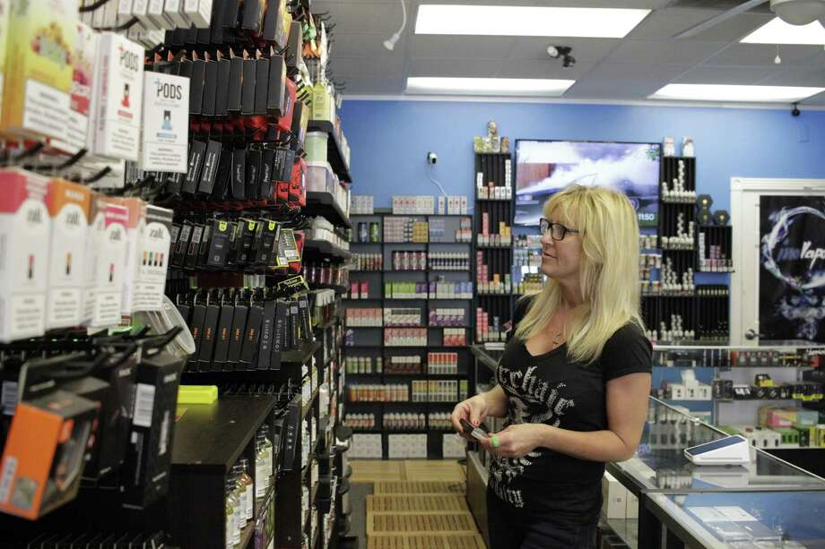 As CBD gains more traction in the chronic pain relief industry, Lake Houston area business owners are cashing in. Photo: Ana Goni-Lessan