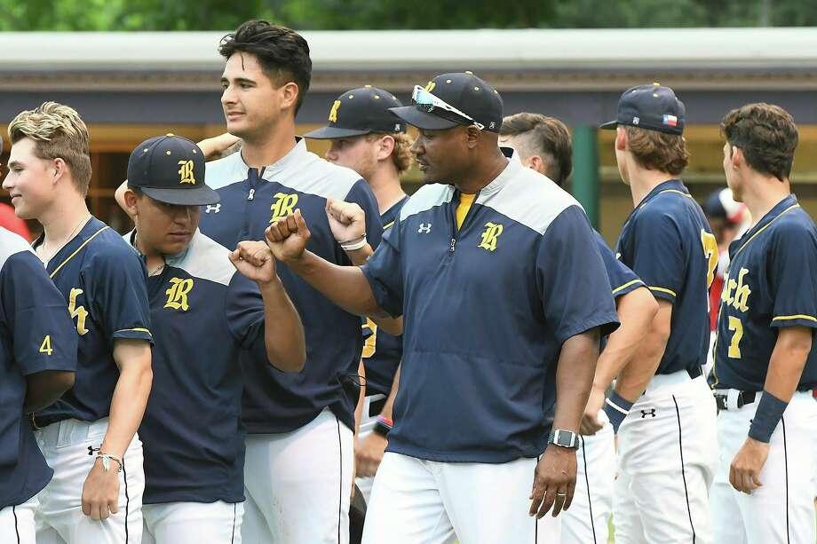 Corey Cephus is heading into his fourth year as Cy Ranch head baseball coach. Photo: CFISD