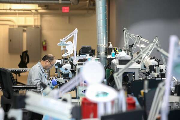 Electronics manufacturing in San Francisco? Why, yes - SFChronicle com