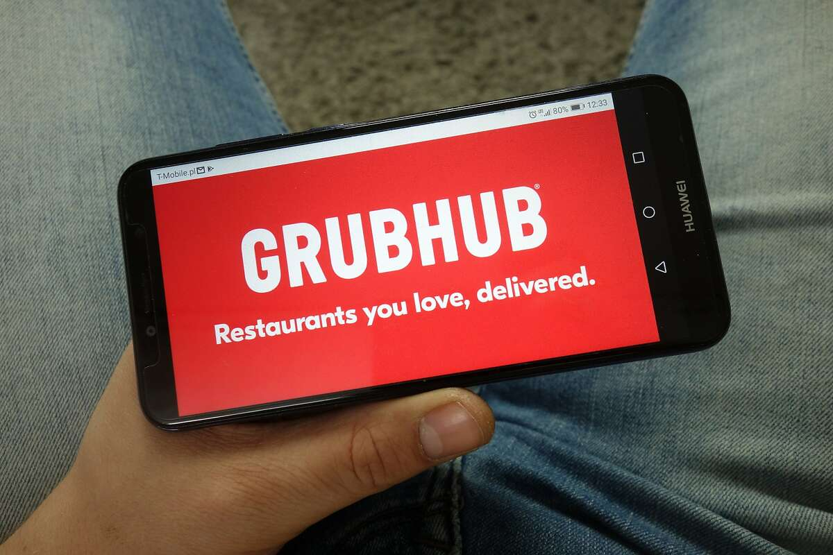 The outcry began Friday when the New Food Economy reported Grubhub had registered more than 23,000 domains in restaurants' names without their consent in what the New Food Economy cast as an attempt to generate greater commission revenue and prevent restaurants from building their own online presences. (Dreamstime/TNS)