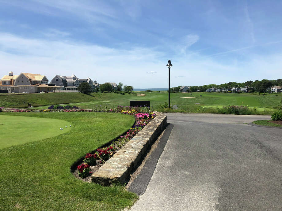 Views of Nantucket Sound and Martha's Vineyard are being enhanced by a multi-year, multi-million restoration of the Club at New Seabury's Ocean and Dunes Courses. The New Seabury housing development was established in 1962. (Joyce Bassett / Times Union) Photo: Joyce Bassett