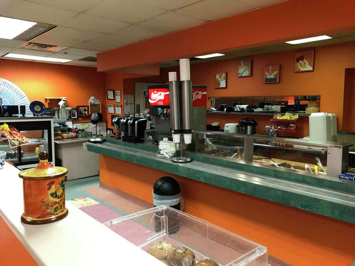 Cypress Cafe is located in the basement of Cypress Tower at 1222 N. Main St.