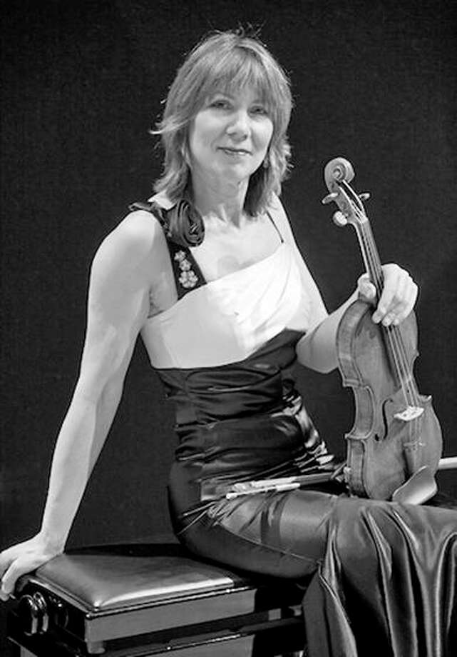 """The Sherman Chamber Ensemble will kick off its Signature Summer Concert Series July 12 and 13, with """"Quintets of the Masters,"""" featuring two musicians from Holland, including violinist Elisabeth Perry, Concertmaster Netherlands Radio Chamber Orchestra. Photo: Sherman Chamber Ensemble / Contributed Photo"""