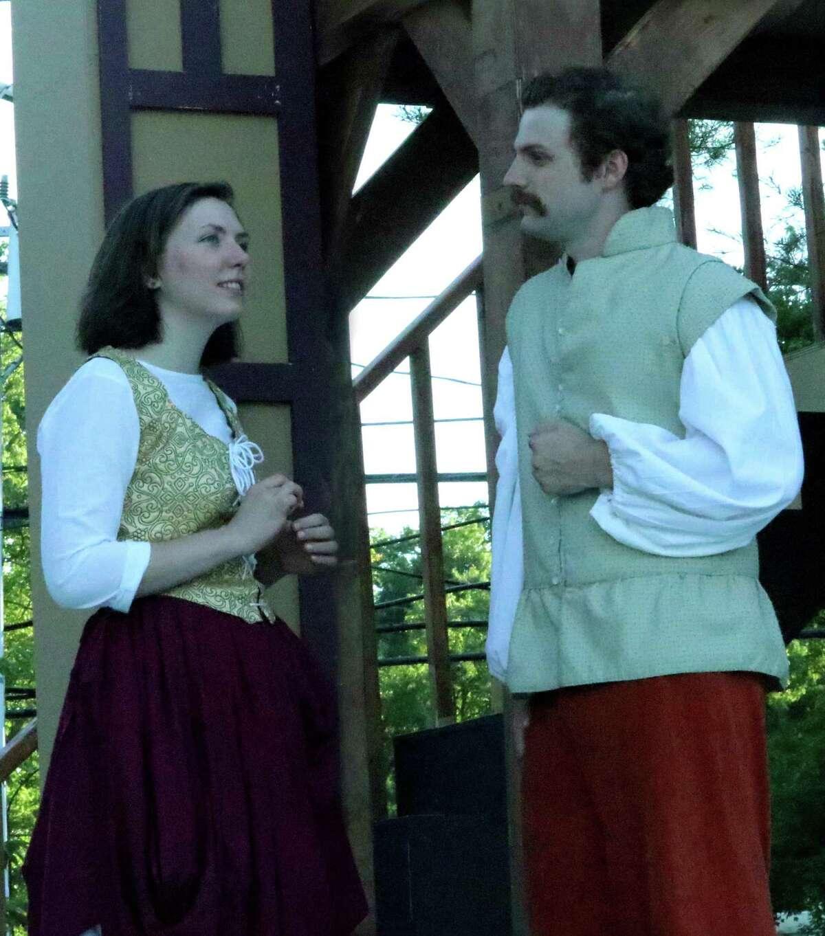 In Shakespeare's