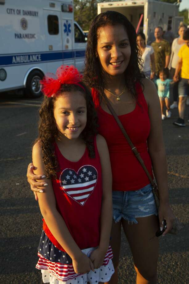 The Danbury Fair Mall SummerStage Fireworks Show and Block Party took place on July 3, 2019. Attendees enjoyed live bands, beer and food trucks. Were you SEEN? Photo: Christopher Burns