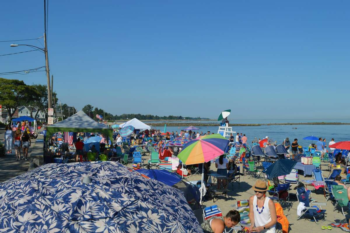 Compo Beach on July 3, 2019.