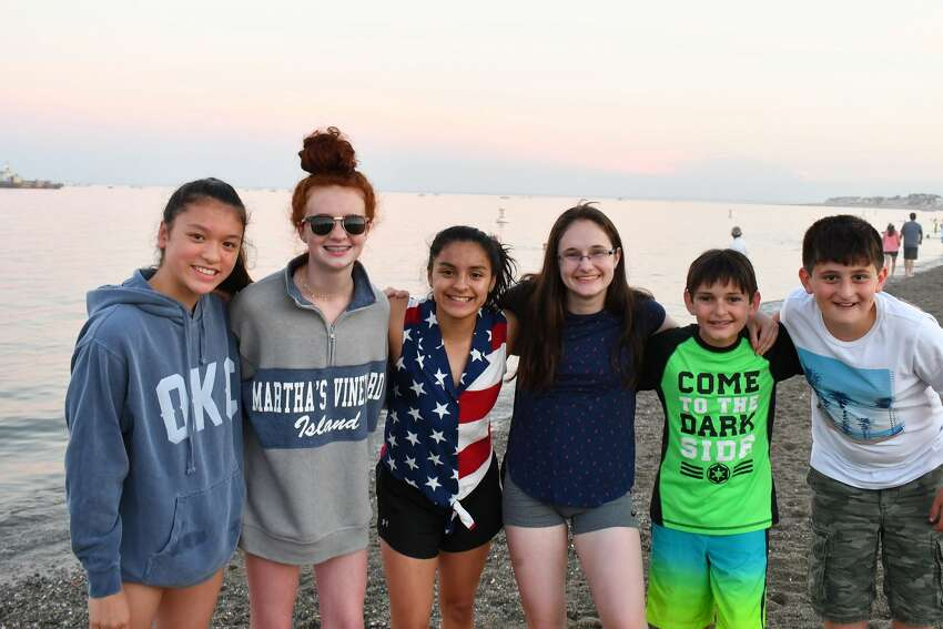 Fairfield held its annual Independence Day fireworks on July 3, 2019. Were you SEEN watching from Jennings Beach?