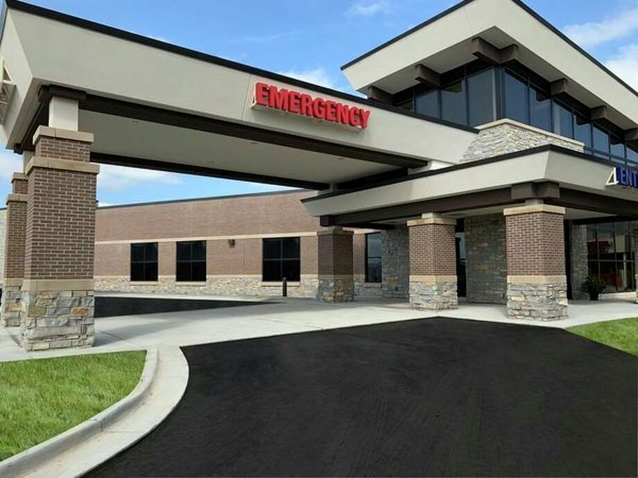 MidMichigan Medical Center - West Branch's new Emergency Department is now open. (Photo provided)