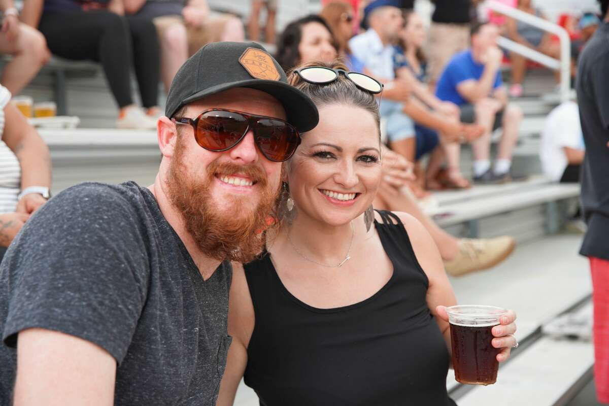 Fans stayed for fireworks at Toyota Field Wednesday, July 3, 2019, after watching San Antonio FC beat Austin Bold FC 3-0.