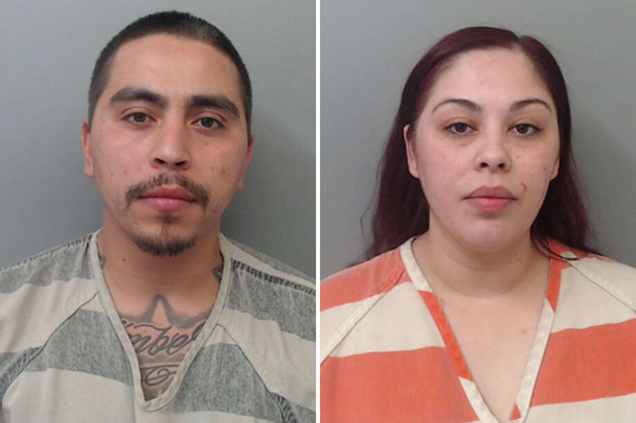 Two adults and a female juvenile landed behind bars following a scuffle with Laredo police officers in the Mines Road area, authorities said. Photo: Courtesy