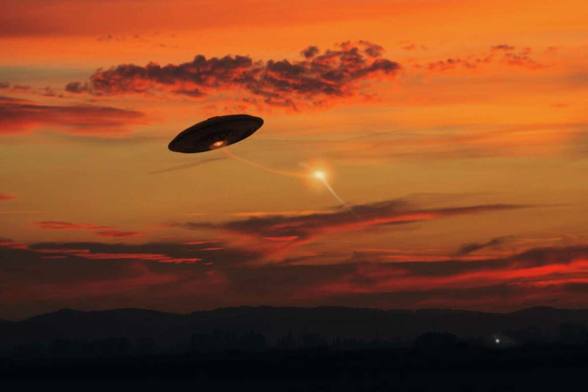 The U.S. government has begun taking UFOs more seriously recently, even though they are probably not real. Probably, right?