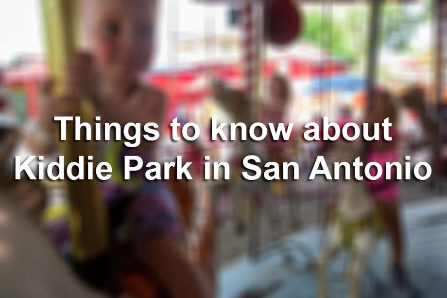 After more than 90 years on Broadway, Kiddie Park will move next to the San Antonio Zoo, with July 4, 2019, marking its final day at its original location. Click through the slideshow for some fun historical facts about the park and a look at the San Antonio icon over the decades. Photo: BRITTANY GREESON/San Antonio Express-News / © 2015 San Antonio Express-News