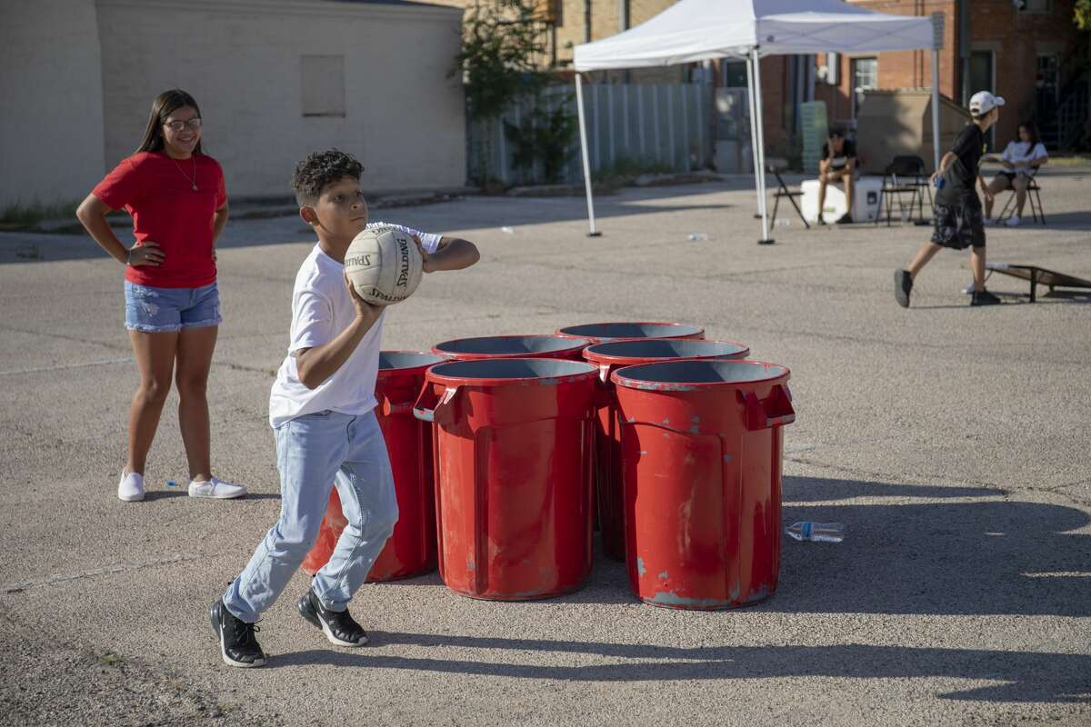 Downtown Odessa, Inc., hosted the 24th annual Firecracker Fandango on Thursday, July 4, 2019 in downtown Odessa Jacy Lewis/Reporter-Telegram
