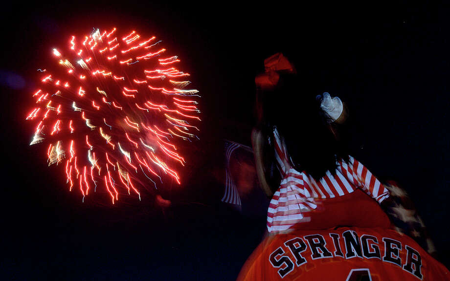 The big 4th of July fireworks show in Tacoma has been officially postponed due to the novel coronavirus outbreak, event officials announced Monday. Photo: Kim Brent/The Enterprise