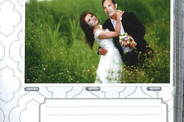 Fake wedding albums in lucrative scheme that allegedly