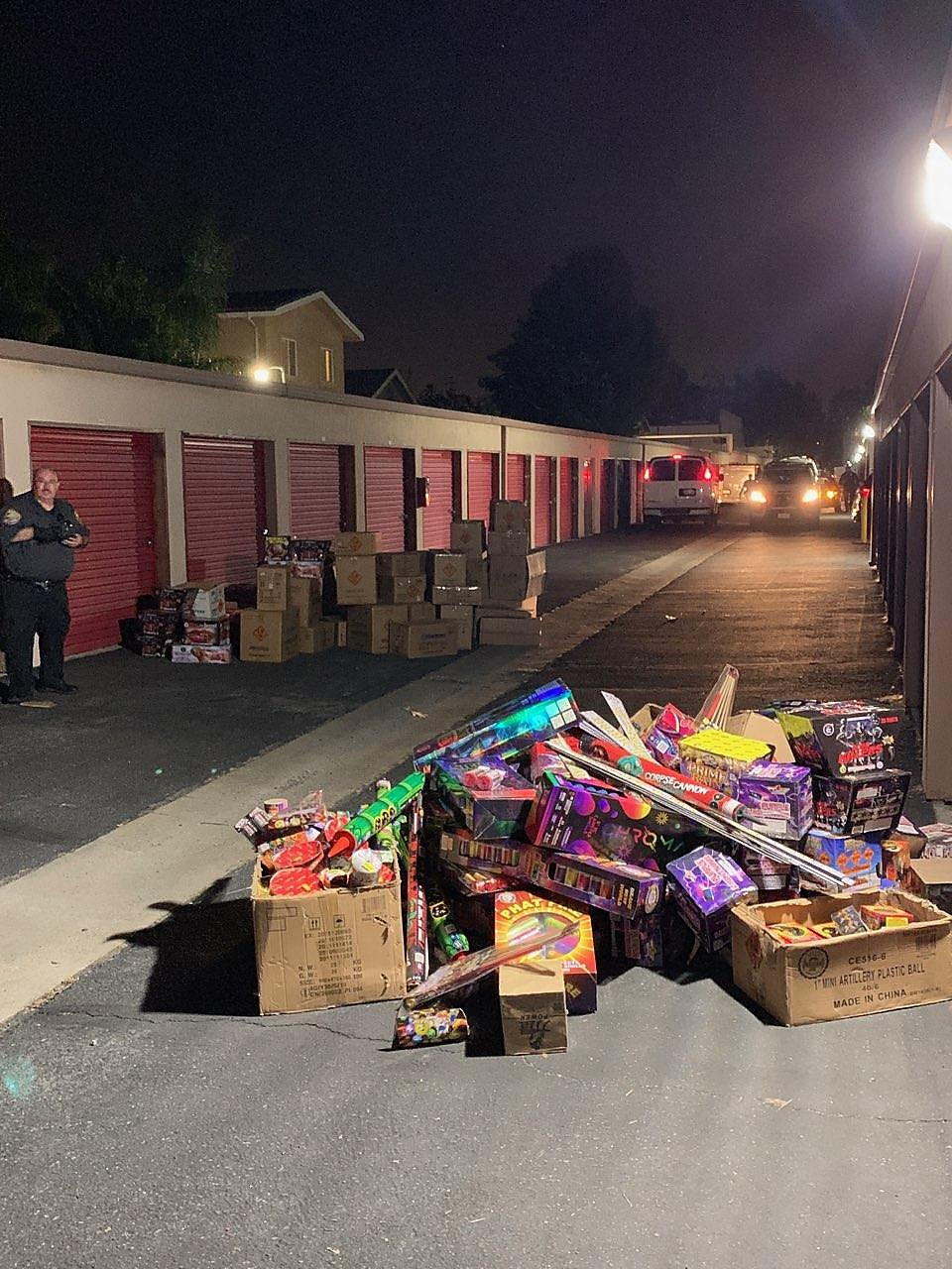 Illegal fireworks boom in East Bay: fires, sideshow and an