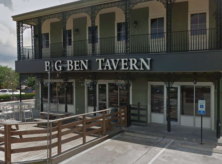 10. Big Ben Tavern Address: 636 Highway 6 Suite 1000, Sugar Land, TX 77478 Special Sunday Hours: 10 a.m.-12 a.m. Stars: 4