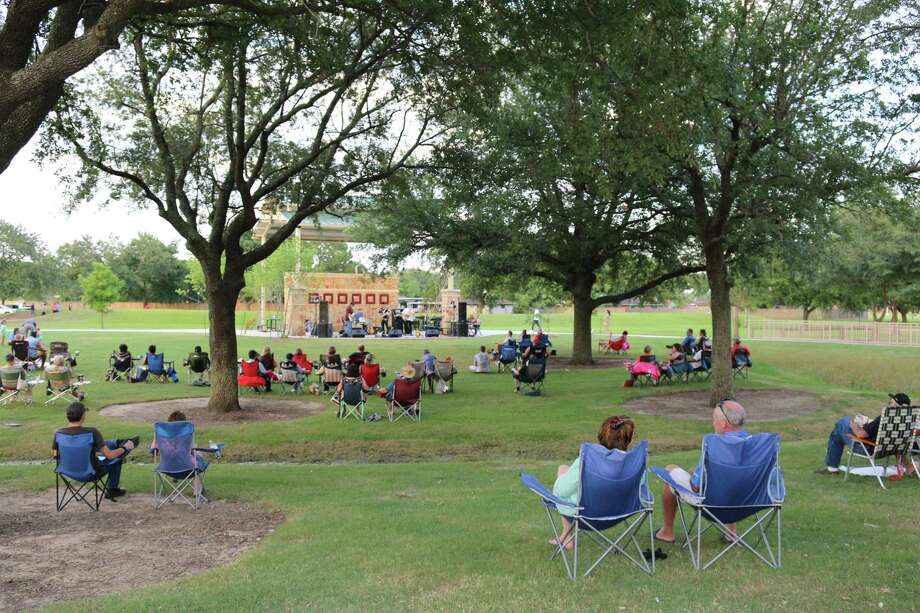 Deer Park's Concert in the Park series is back at Dow Park this summer. Photo: Courtesy Photo