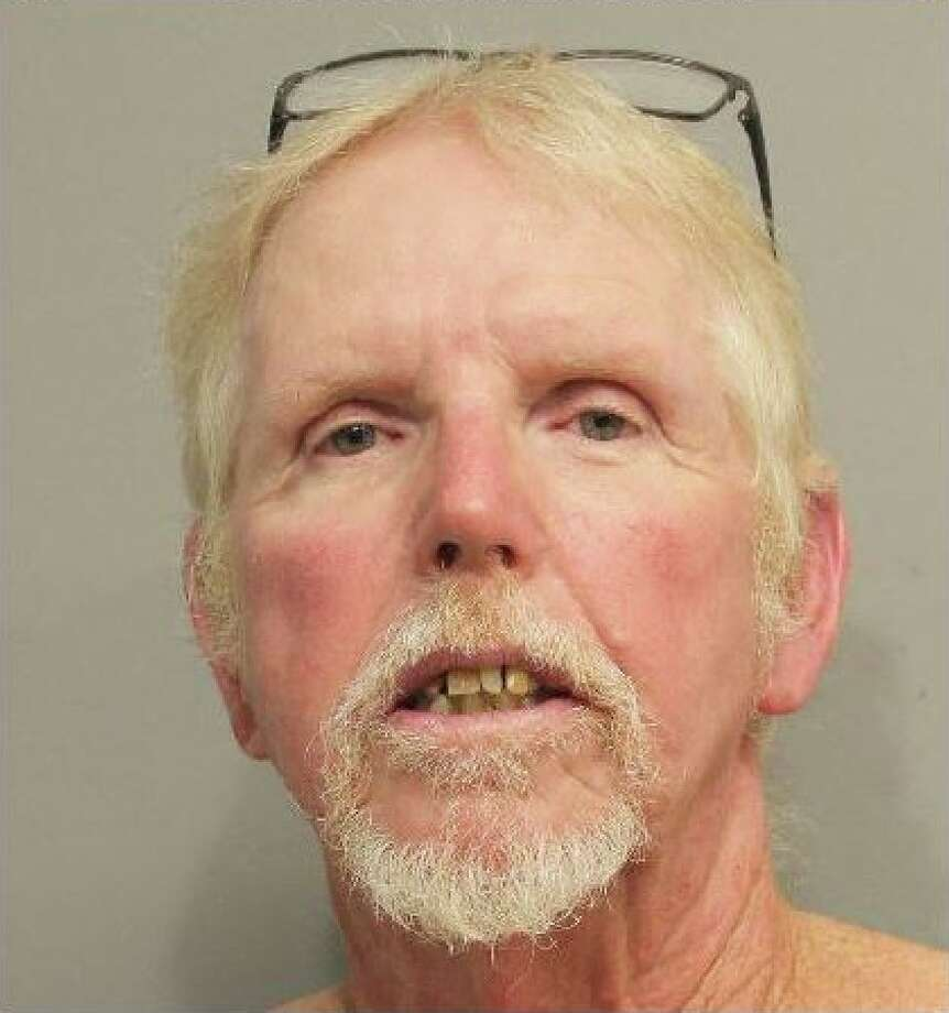 Christopher Barnes, 68, was charged with second-degree felony aggravated assault with a deadly weapon after allegedly trying to run over a father who was lighting fireworks for his family July 4, 2019. Photo: Harris County Precinct 4 Constable's Office
