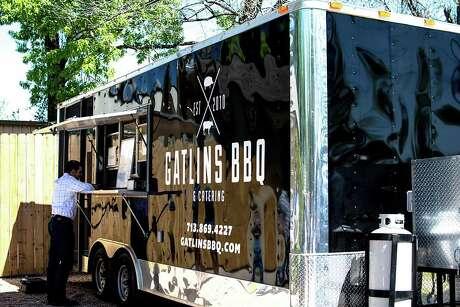The Gatlin's BBQ trailer was recently stolen.