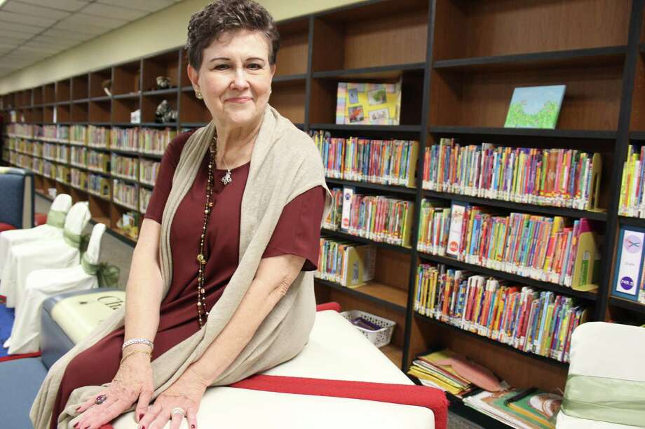 Recently retired Young Elementary School PrincipalShirlynRoss spent 49 years working in Pasadena ISD. Photo: Yvette Orozco