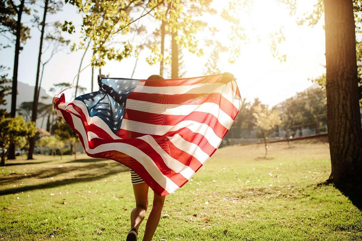 Rather than hearkening back to some mythical great time in American history, the nation's precepts are aspirational in nature, guiding and prodding us ever onward to form a more perfect union. (Dreamstime/TNS)