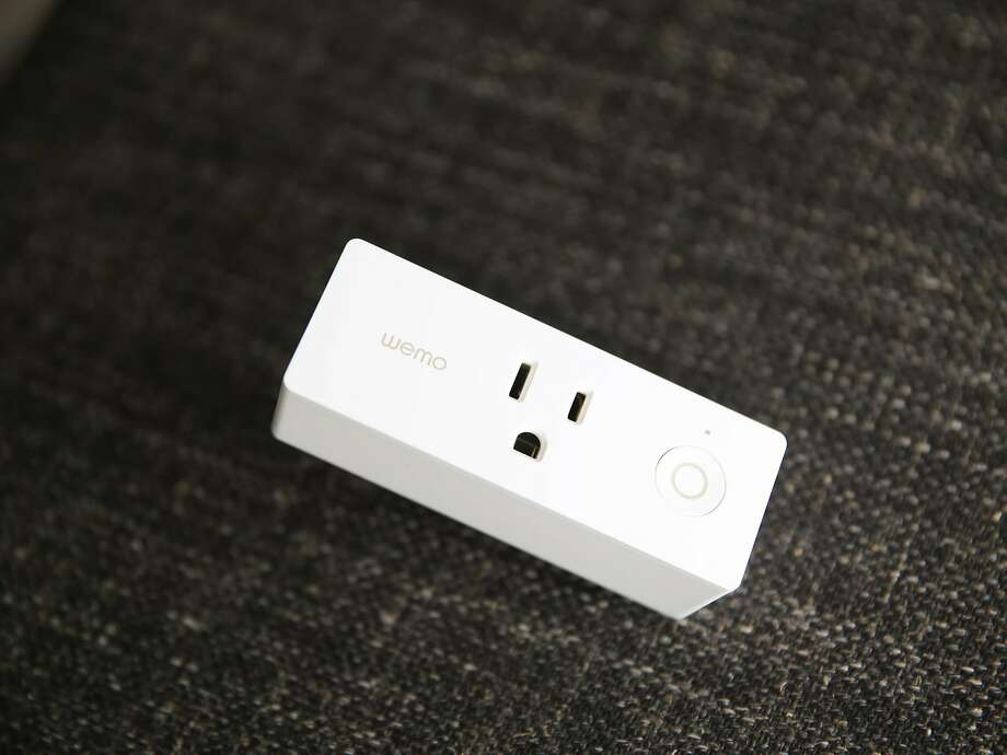 Belkin WeMo Mini Wi-Fi Smart Plug Photo: Belkin