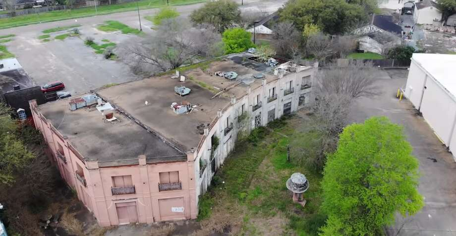 A Ruin In Plain Sight Video Captures Abandoned