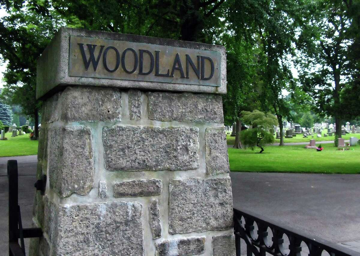 Stamford Police say the body of a 2-year-old was stolen from its grave from Woodland Cemetery in the South End of Stamford.