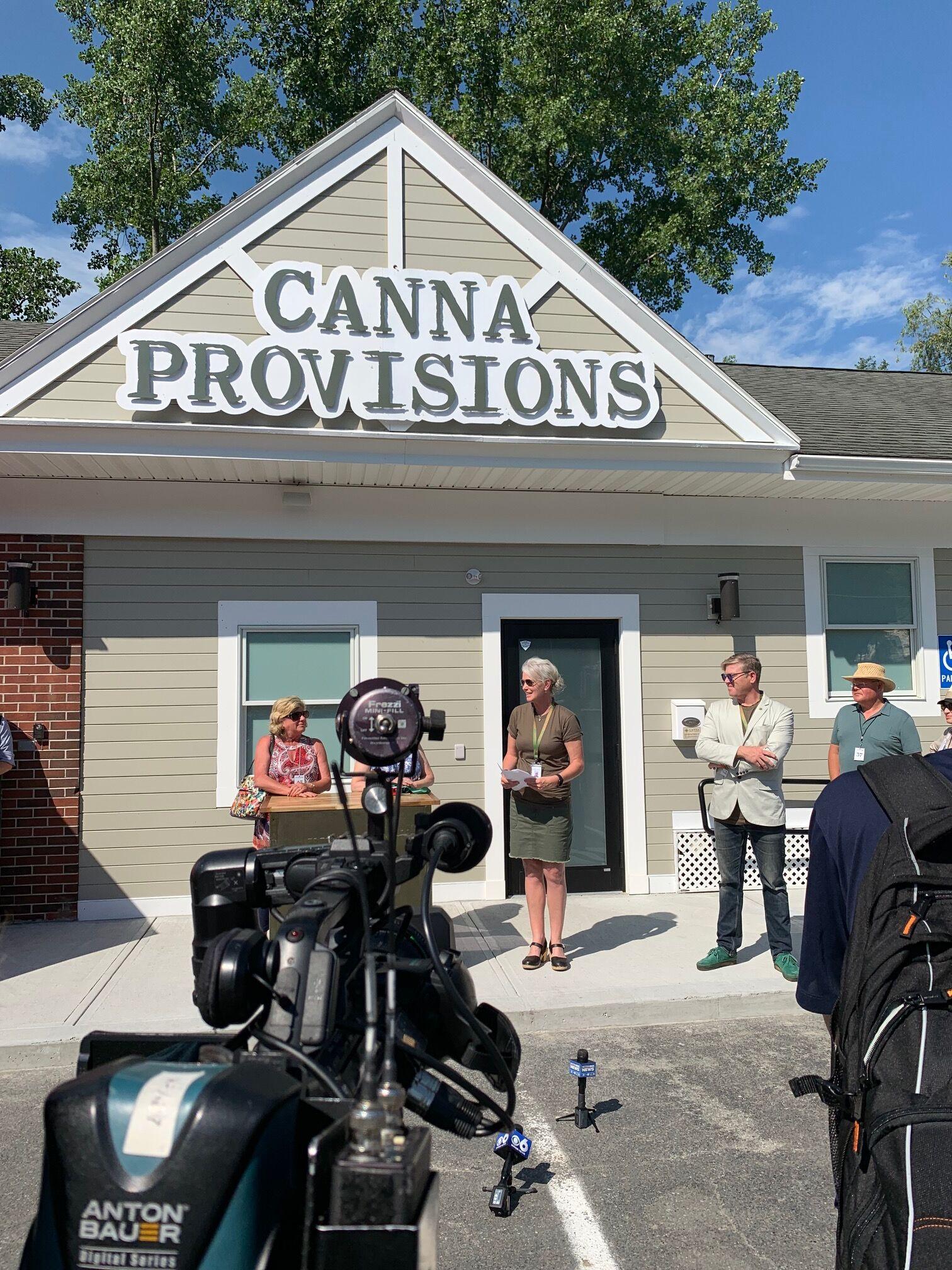 Marijuana dispensaries near Capital Region on the rise
