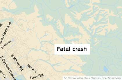 Man dies on birthday, woman charged with DUI in Mount Hamilton crash