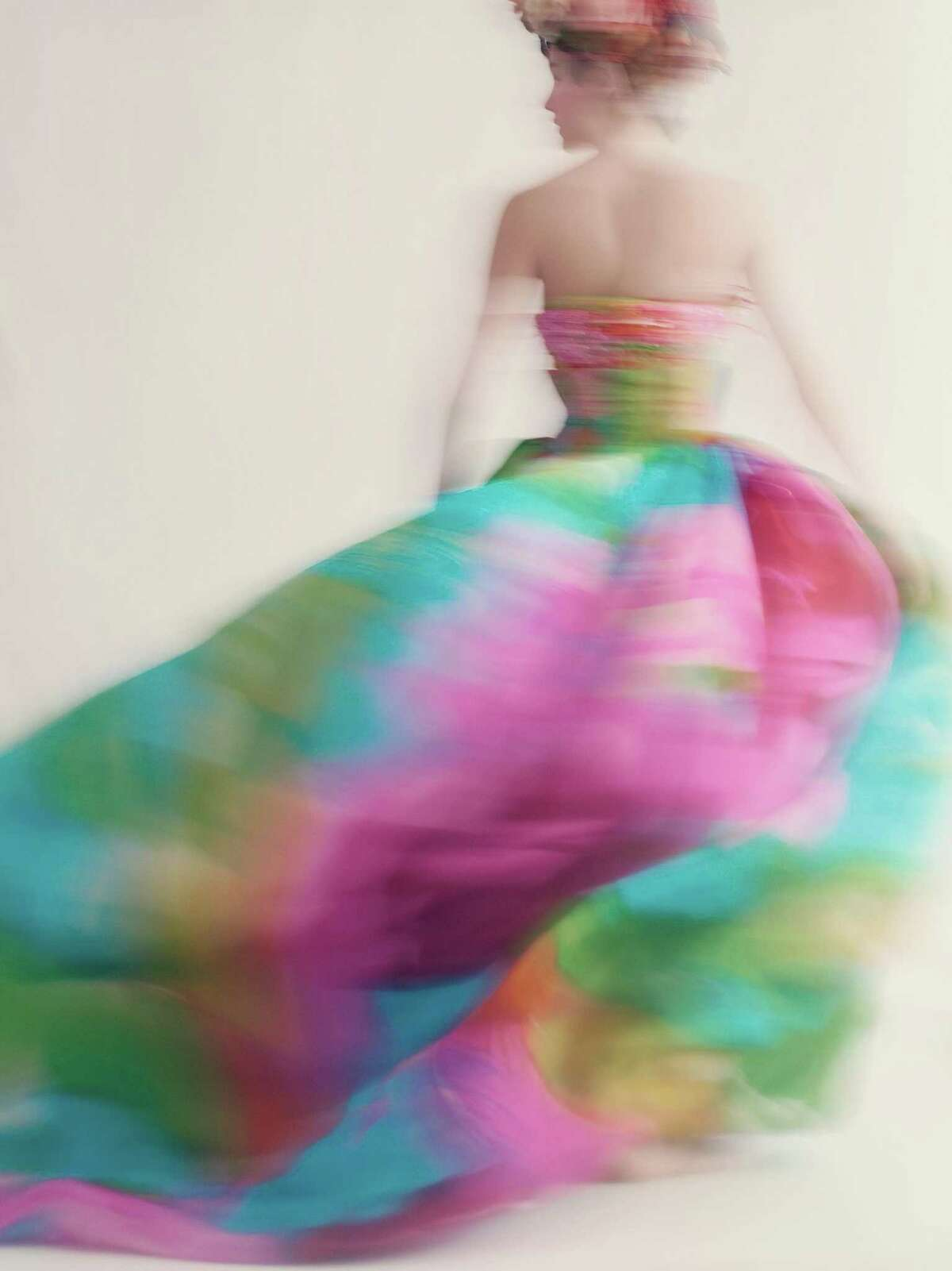 """Gianfranco Ferré's """"Robe Hellébore, Dior Collection Haute Couture, Spring 1995"""" is among the fashions on display at the Dallas Museum of Art this summer in the exhibition """"Dior: From Paris to the World."""""""