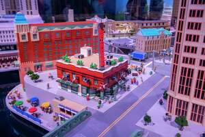 LEGOLAND Discovery Center also features MINILAND San Antonio, a replica of the city made of over 1.5 million LEGO¨ bricks. Kevin Hintz, Master Model Builder San Antonio, will lead master classes and workshops for kids at the Creative Workshop, a space for kids to learn LEGO¨ building concepts.