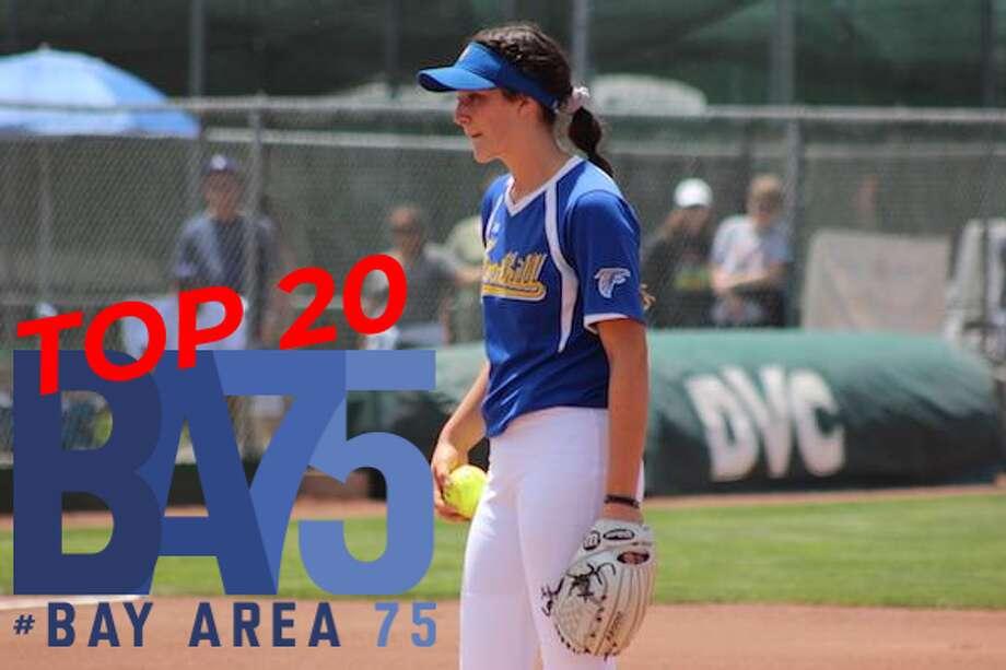 Bay Area 75, Top 20, Nicole May Photo: SportStars Magazine