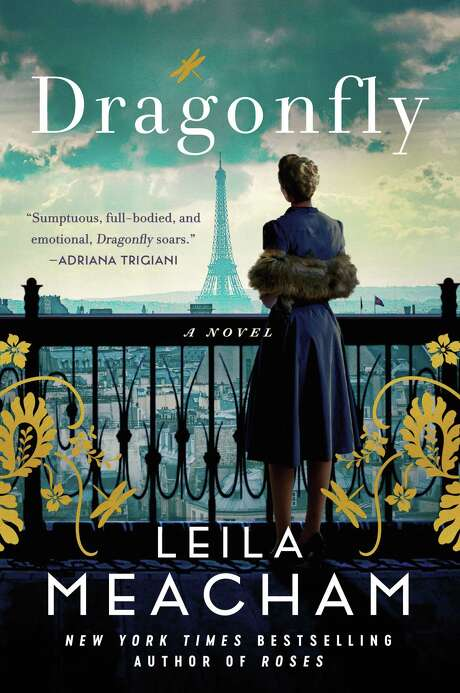 "Leila Meacham's latest book is the World War II thriller ""Dragonfly."""