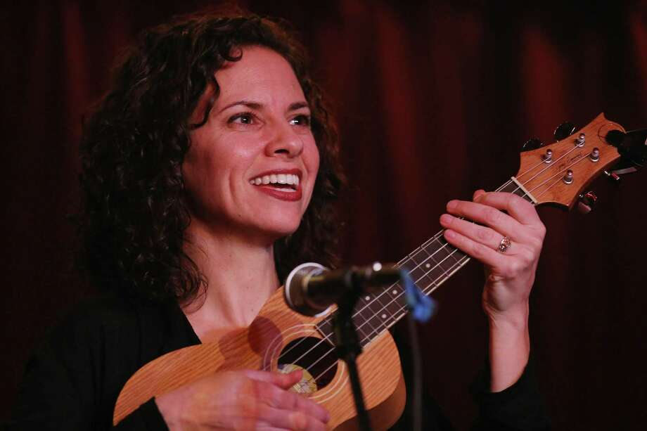 The Bartlett Arboretum & Gardens' Summer Sunday Concert Series continues July 7 with dobro player Abbie Gardner. Photo: Al Pereira / Getty Images / 2017 Al Pereira
