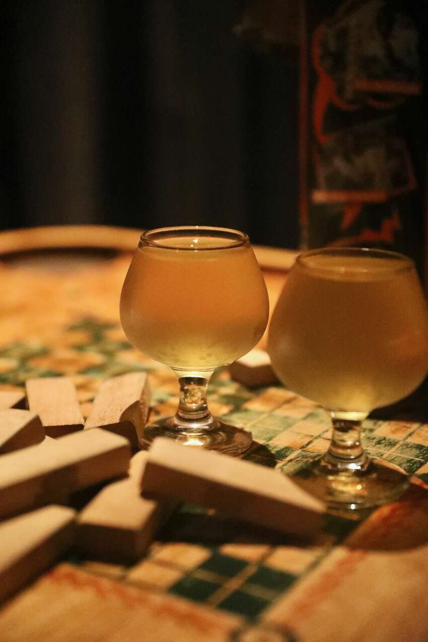Capitol Cider: It's the gluten-free haven for cider-lovers, and boasts a menu entirely free of gluten and peanuts to boot. Since 2013, this Capitol Hill gem has established a spacious bi-level venue with cozy nooks for chatting, board games, shuffleboard, chess, checkers, and the occasional burlesque pop-up.