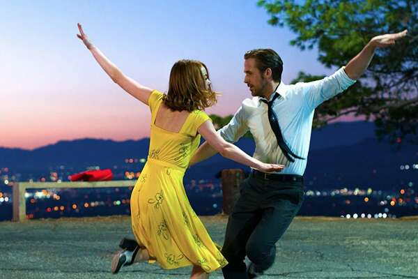 """#71. La La Land - Stacker score: 90.1 - IMDb rating: 8.0 - Metascore: 93 - Year released: 2016 - Director: Damien Chazelle Modernizing the traditional musical, """"La La Land"""" takes place in the city of dreams, and tells the story of two aspiring artists, one a musician (Ryan Gosling) and the other an actress (Emma Stone). Kicking the film off on a high note is a six-minute song-and-dance number that goes down in the middle of freeway traffic. Filming the scene took two days and involved stitching three consecutive shots together to create what appeared to be a single take. This slideshow was first published on theStacker.com"""