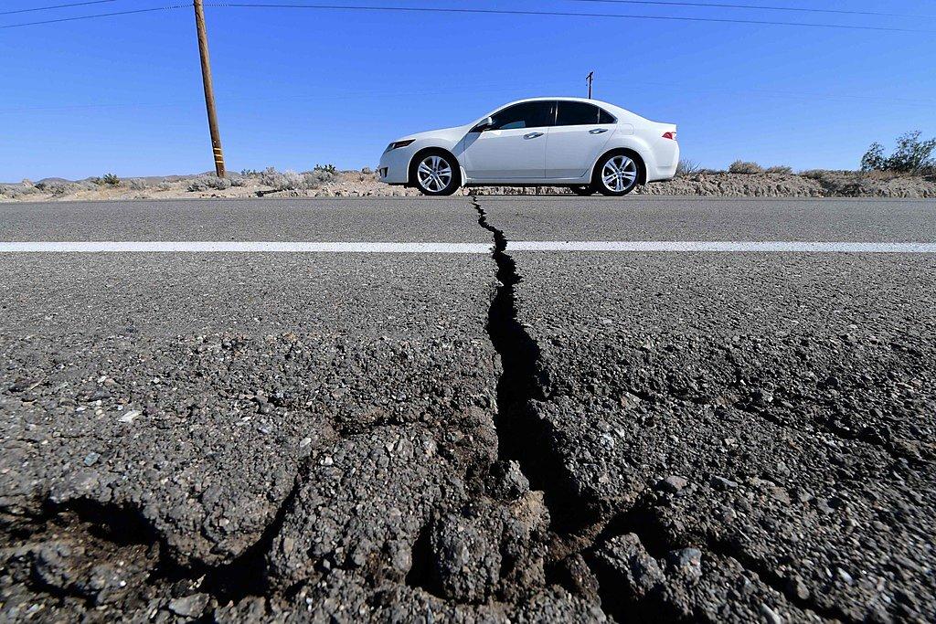 Powerful 7.1 earthquake strikes Ridgecrest in Kern County ...