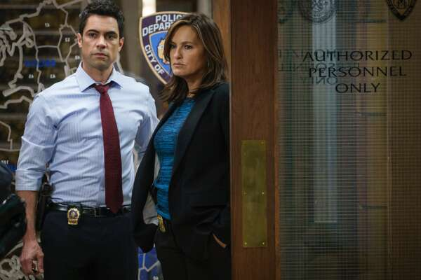 "'Law & Order: SVU' premieres ""Law & Order: SVU"" is a spin-off of the original (and now defunct) ""Law & Order"" that premiered on Sept. 20, 1999. ""SVU"" is the franchise's longest-running series and a cultural touchstone. With more than 30 awards under its belt, the show has had appearances from almost every major celebrity of the last two decades. This slideshow was first published on theStacker.com"